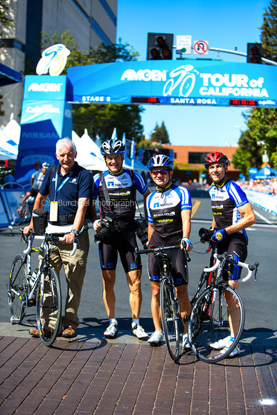 Stage 8 Santa Rosa Finish, John Pierce, Alex Stieda +