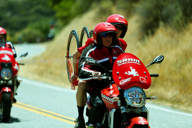 SRAM Motos, Stage 6 San Jose Time Trial
