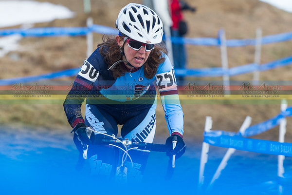2014 CX Nats - Thursday: Women 45-49