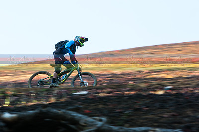 Derek Donaldson works at Giant Bicycles in the warranty department.