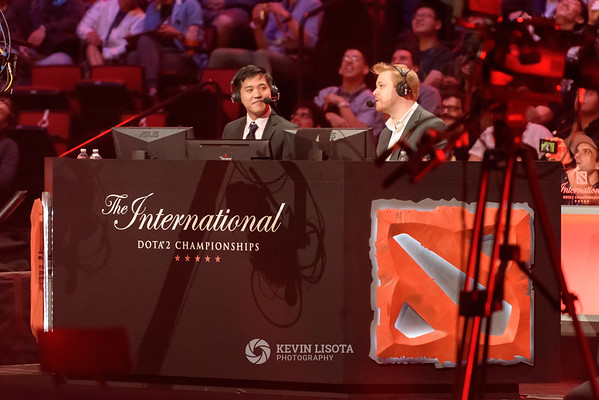 The International - Dota 2 Championships