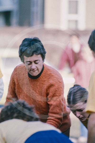 Coach Vonnie Gros
