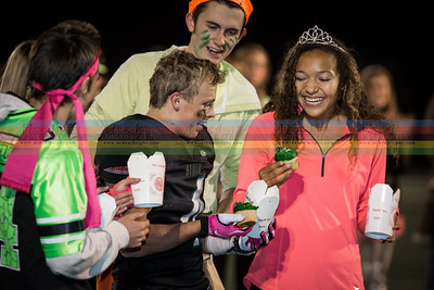 High School Football 2015:  Bend at Summit