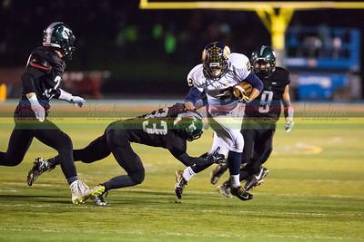 High School Football 2015:  Bend at Summit