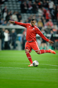 FC Bayern - FC Kaiserslautern Pokalhalbfinale 14,Jerome Boateng