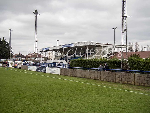 BLP Wingate And Finchley 0 Kingstonian 1 (V)