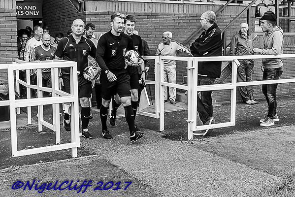 FA Cup AFC Wulfrunians 1 Westfields 1 19.08.2017