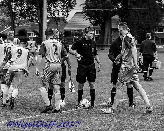 MFLP AFC Wulfrunians 1 Westfields 3 (01.10.2017)