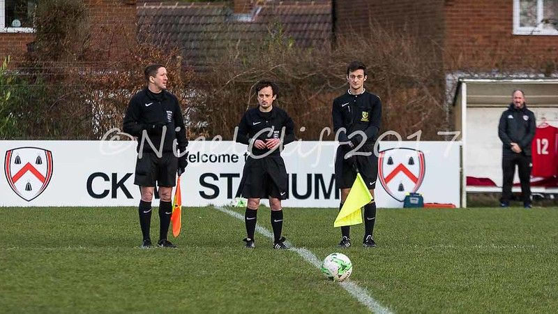 MFLP AFC Wulfrunians 2 Lye Town 1 (30.12.2017)
