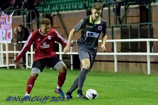 PPLC AFC Wulfrunians 1 Droitwich Spa 1 (4-2 Pens) 19.09.2017)