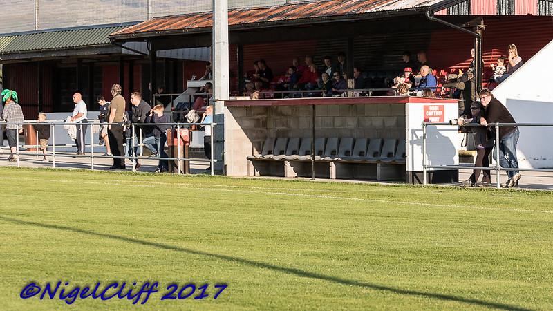 PSF  CPD Porthmadog 2 Barmouth And Dyffryn 0 (09.08.2017)