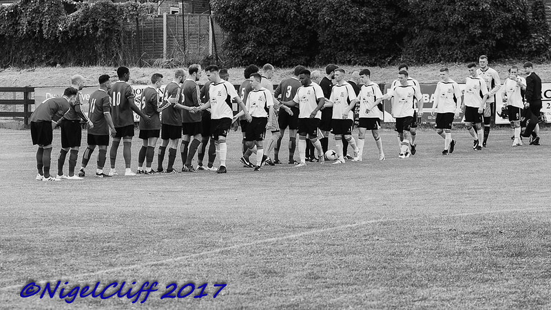 PSF Tividale 1 AFC Wulfrunians 1 (29.07.2017)