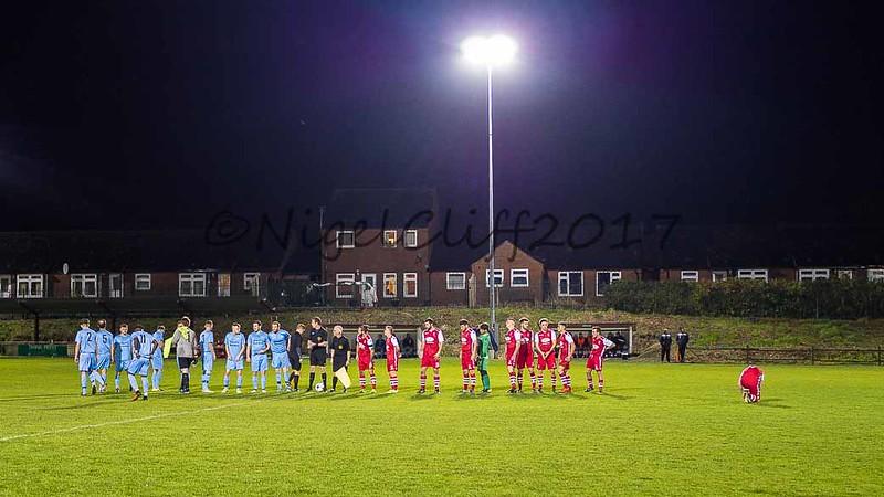SCC Telford Juniors 2 Whitchurch Alport 3 (11.10.2017)