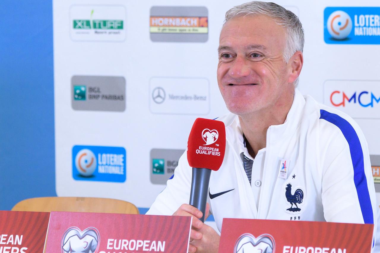 03-24 Luxemburg - Frankreich - Pressekonferenz - 020