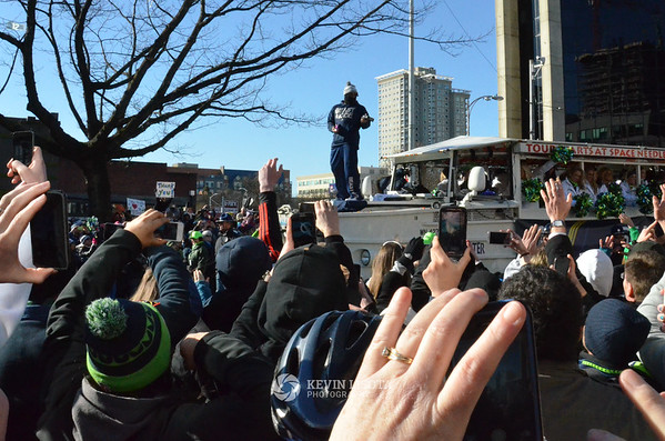 Seahawks Super Bowl Parade