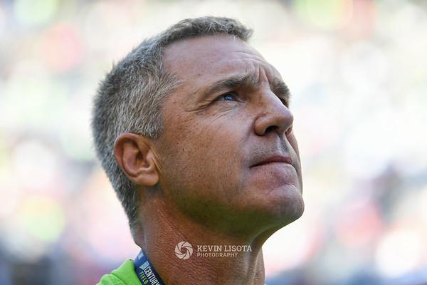 Dave Krieg - Seattle Seahawks vs Kansas City Chiefs - Aug 25, 2017