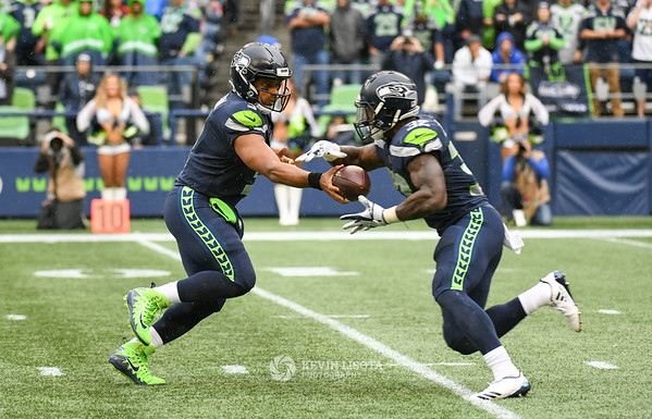 Seattle Seahawks vs San Francisco 49ers - Sept 18, 2017