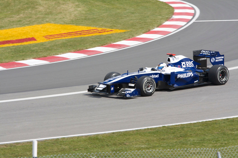 Rubens Barrichello Williams