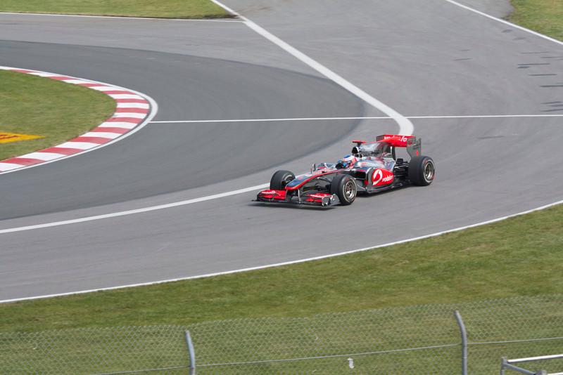 Pratique Jenson Button