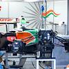 Garage Adrian Sutil