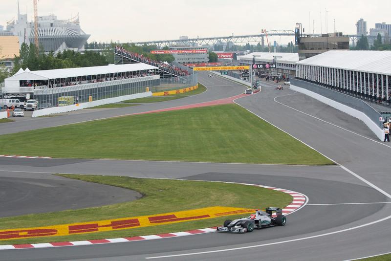 Michael Schumacher Mercedes