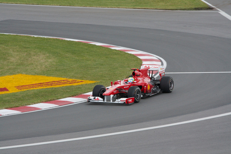 Felipe Massa Ferrari