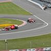 Deux Ferrari