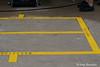 Pit lane box