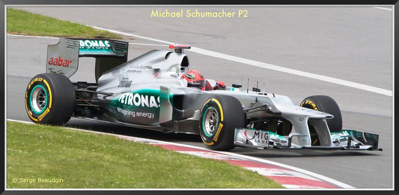 Michael Schumacker