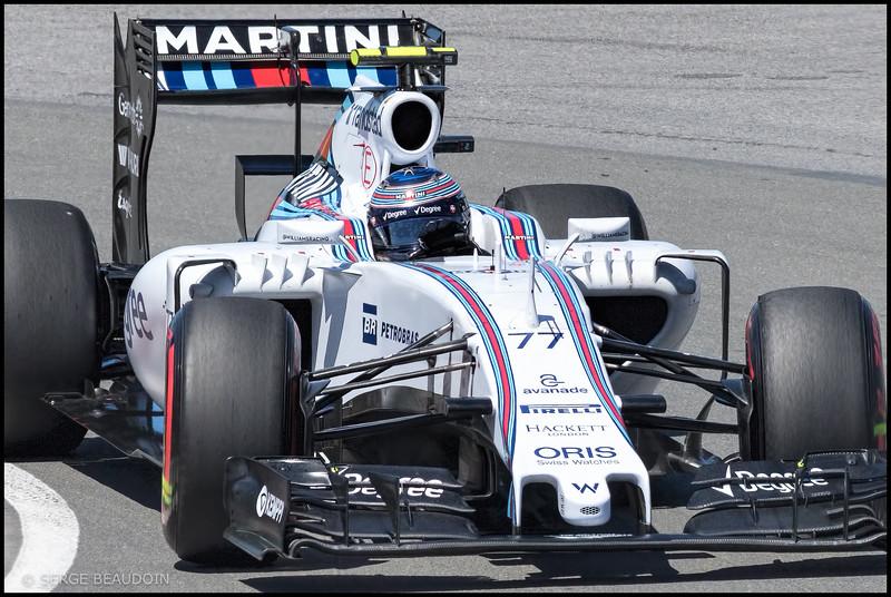 Valtteri Bottas - Williams Martini Racing