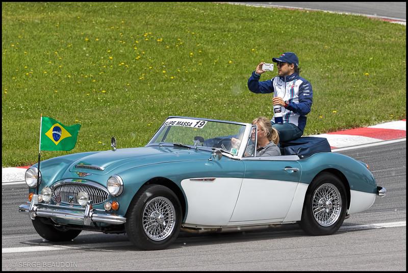 Driver's Parade
