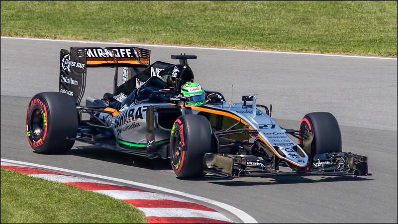 Nico Hulkenburg,  Sahara Force India F1 Team