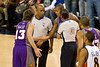 Nash and Raja Bell establish that the Suns never commit a foul.<br /> They were able to change the call.