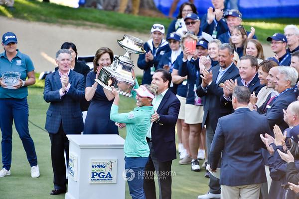 KPMG Women's PGA Championship 2016 - Sunday