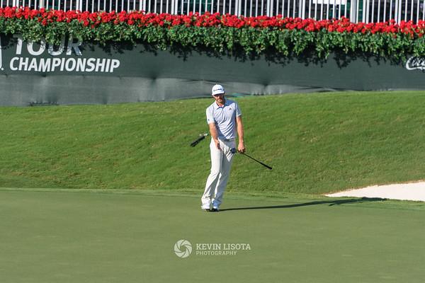 Dustin Johnson - PGA Tour Championship 2016