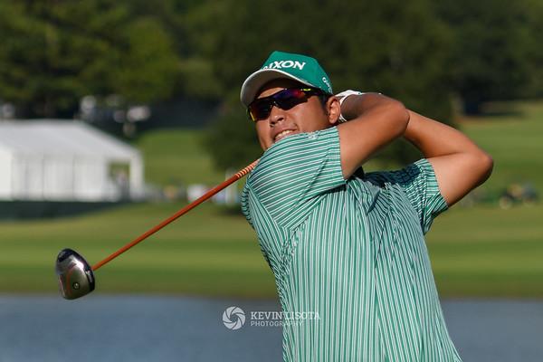 Hideki Matsuyama - PGA Tour Championship 2016