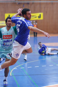 2007-12-01 Handball Dudelange-Berchem - 019