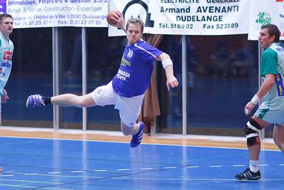 2007-12-01 Handball Dudelange-Berchem - 021