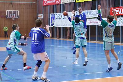 2007-12-01 Handball Dudelange-Berchem - 013