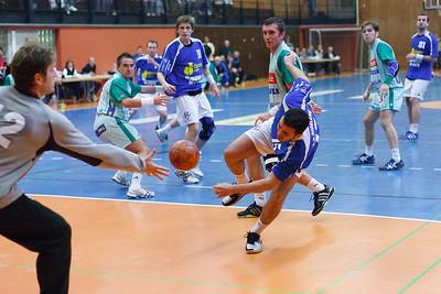 2007-12-01 Handball Dudelange-Berchem - 016