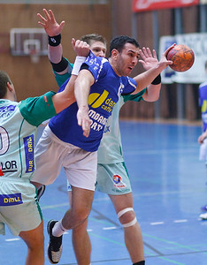 2007-12-01 Handball Dudelange-Berchem - 022