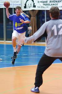 2007-12-01 Handball Dudelange-Berchem - 023