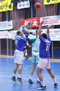 2007-12-01 Handball Dudelange-Berchem - 003