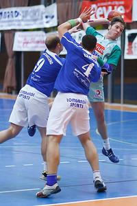 2007-12-01 Handball Dudelange-Berchem - 004