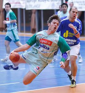2007-12-01 Handball Dudelange-Berchem - 006