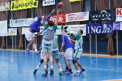 2007-12-01 Handball Dudelange-Berchem - 012