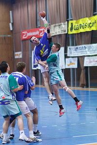 2007-12-01 Handball Dudelange-Berchem - 020