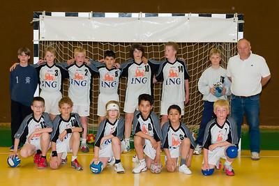 Handball Standard Bonneweg - CHEF Diekirch