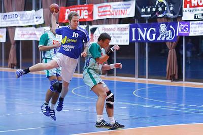 2007-12-01 Handball Dudelange-Berchem - 014