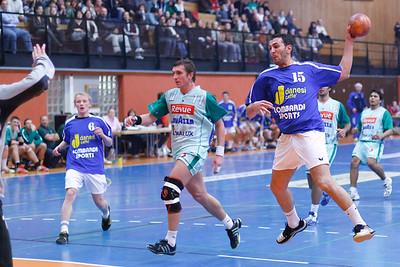 2007-12-01 Handball Dudelange-Berchem - 017